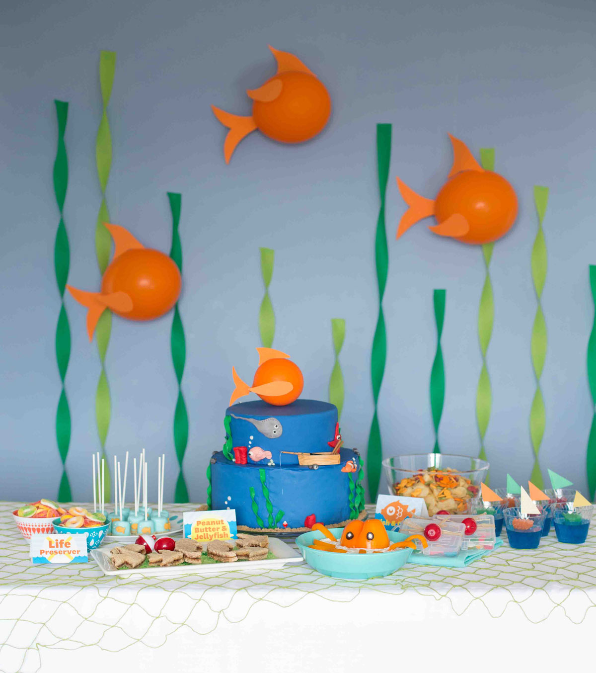 2015 Make It Under The Sea Party Photo Karen Db Photography