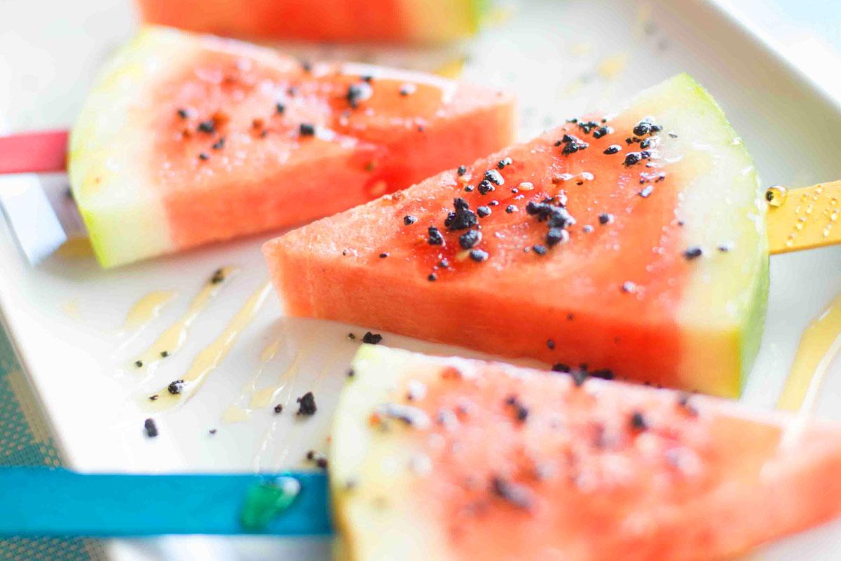 Watermelon Honey Pops Tiki Grill And Bar Photo Karen Db Photography