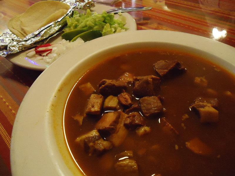 Bc Warm Food Los Chaparros