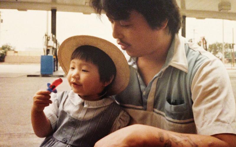 Diana Kim Kid Dad