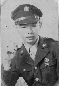 Young Fujio Matsuda