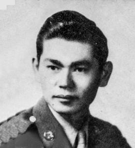 Young George Ariyoshi