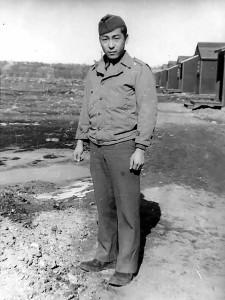 Young Herbert Yanamura