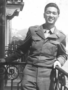 Young Tatsuo Omiya