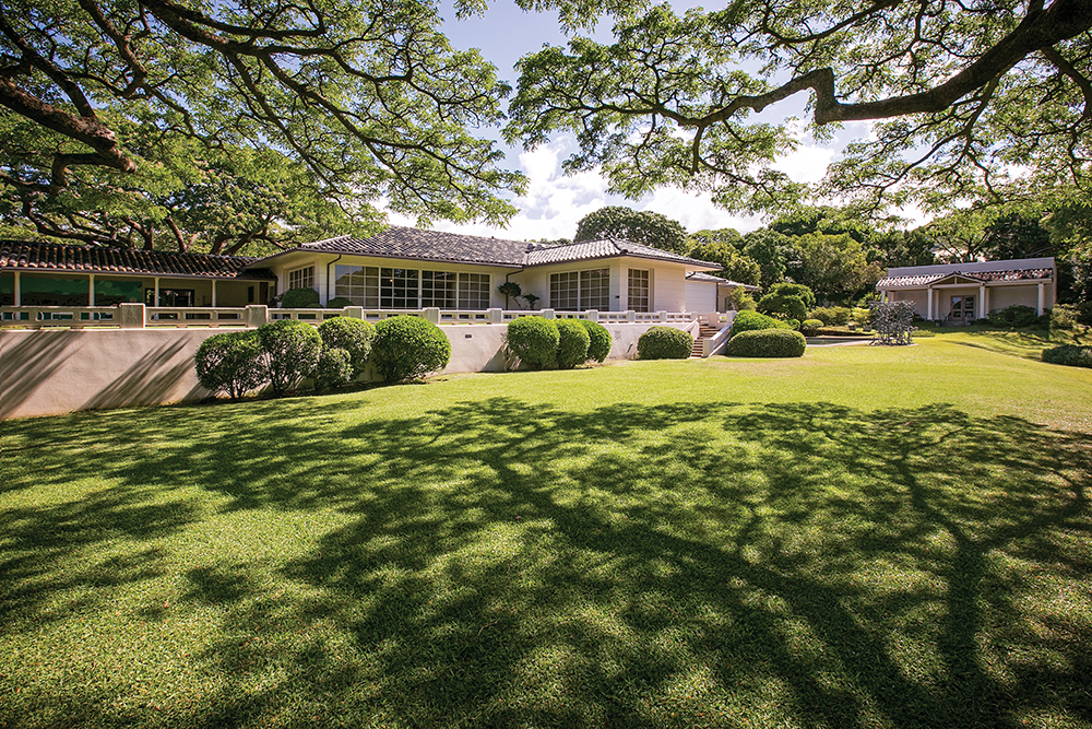 Spalding House Honolulu Magazine These 3 Historic Hawaii Houses Might Be On Sale Very Soon