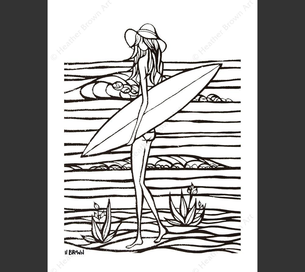 Surfgirlsandy Coloringbook Heatherbrownart Web 1800x1800