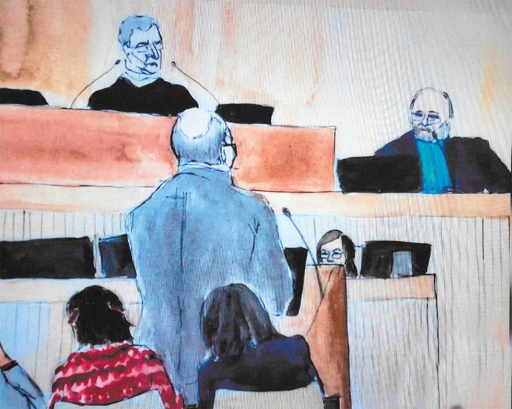 Court Drawing Ali Web