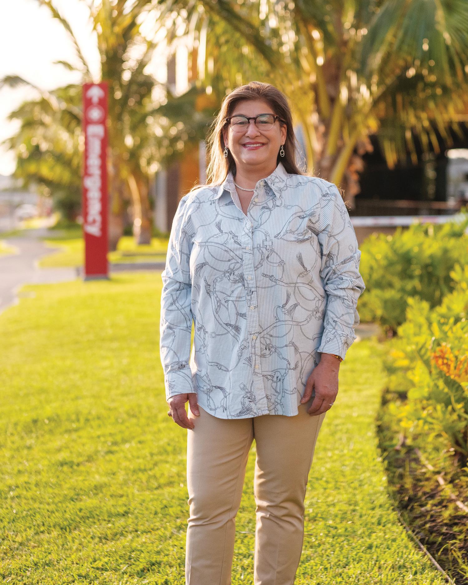 2020 Women Of Distinction Dr Celia Dominguez