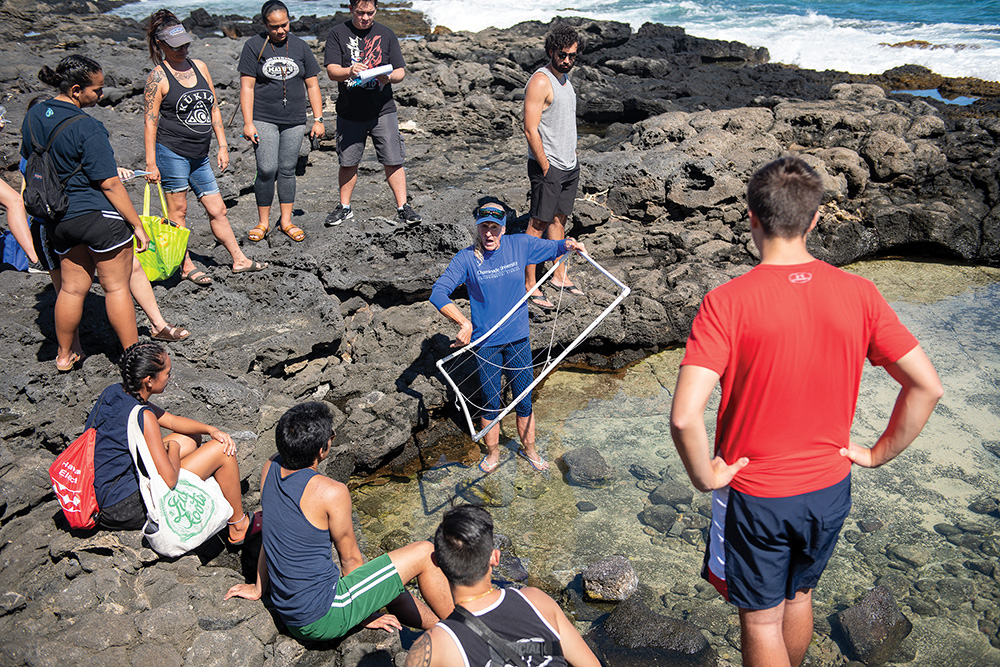 2021 Hawaii College Guide Charminade Tide Pools