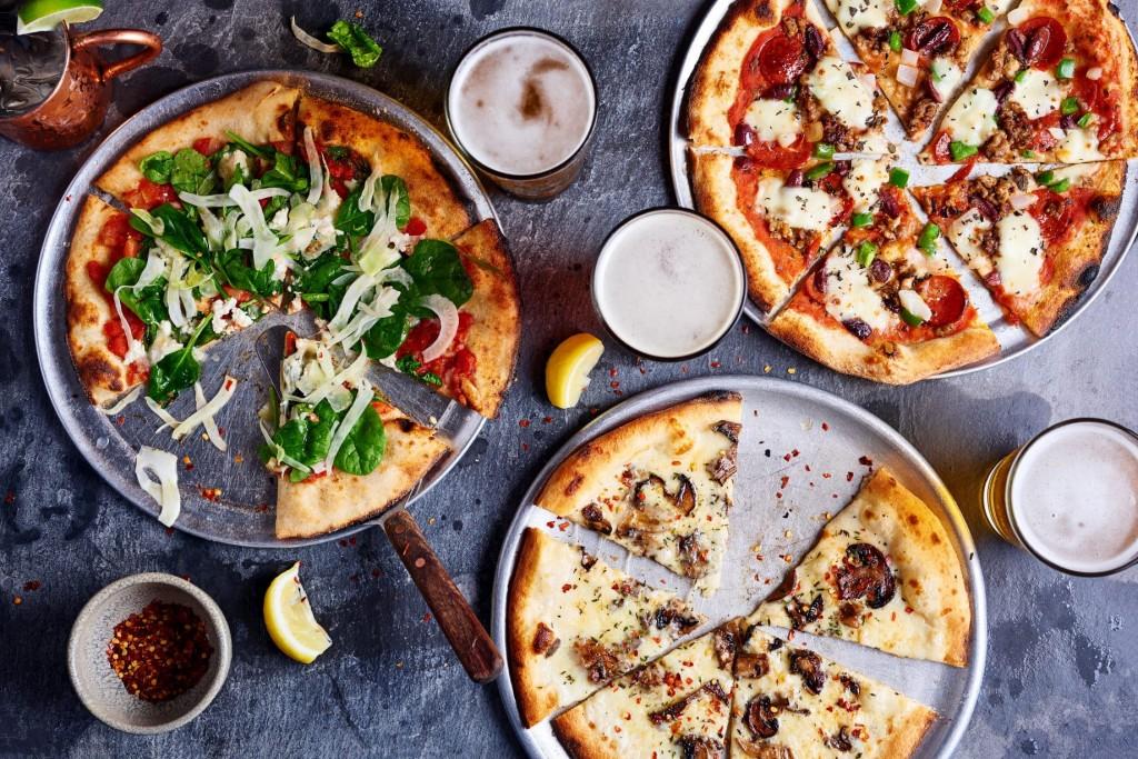 Moku Kitchen Pizza