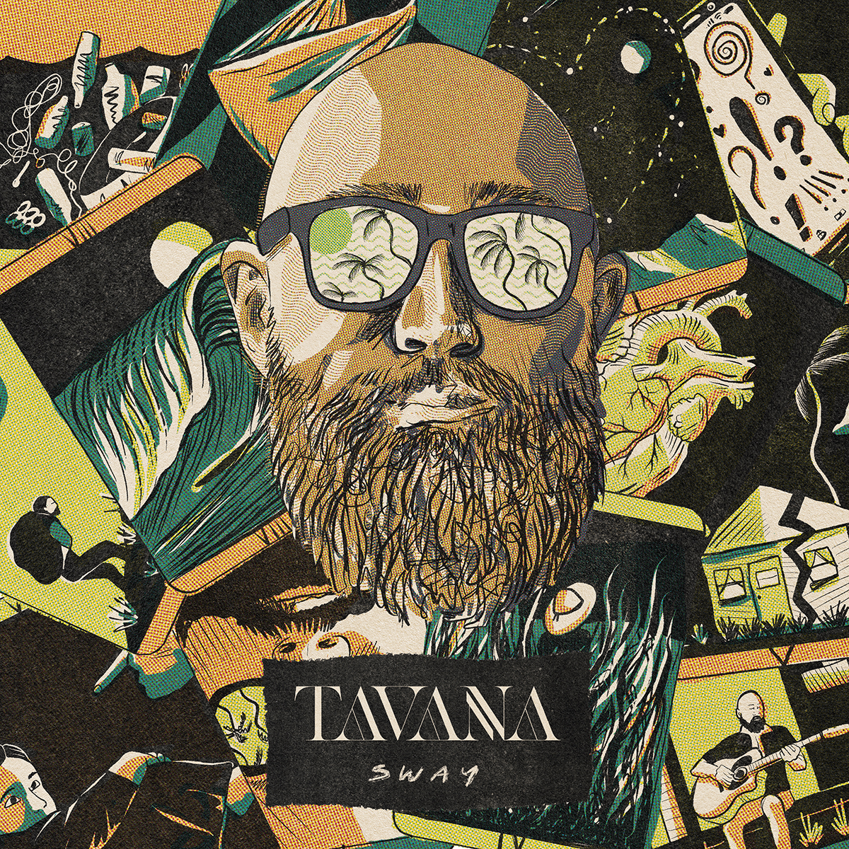 Tavana Sway Album Cover