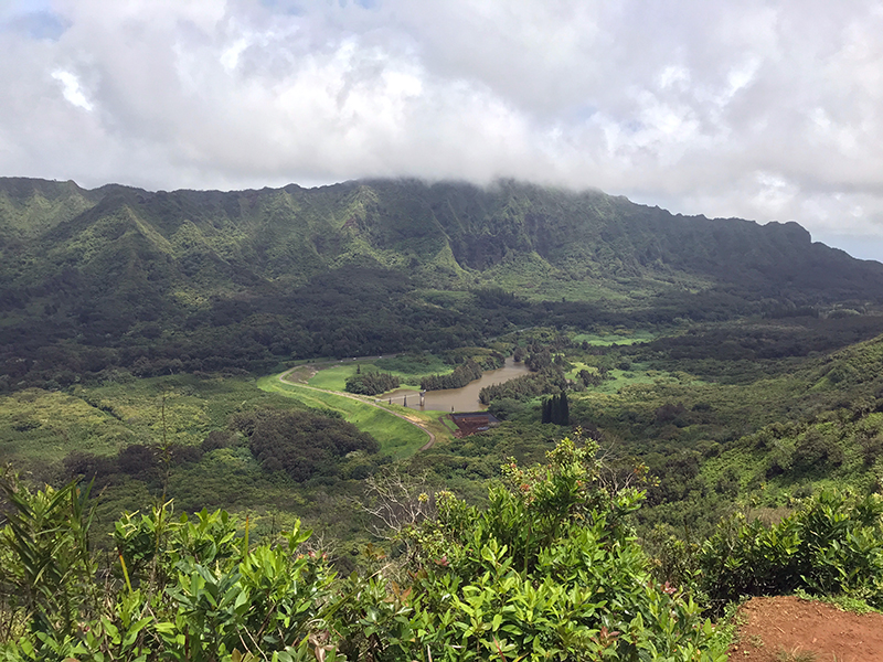 Oahu Hike We Like Kalawahine Trail Payoff