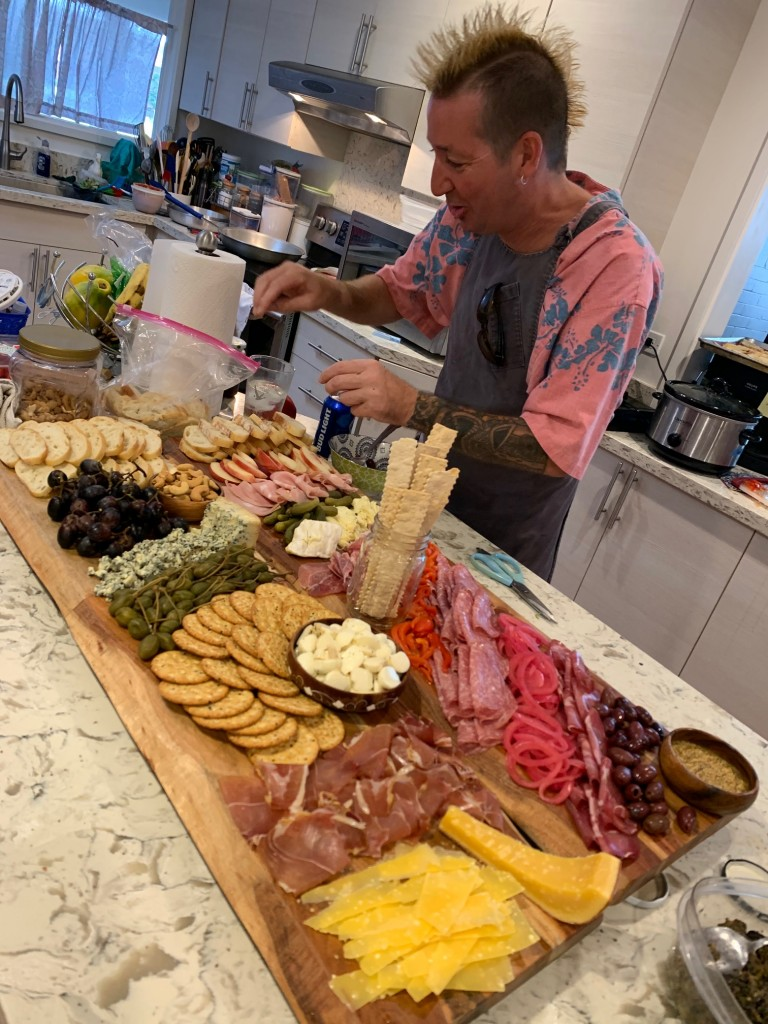 Charcuterie Board Spencer