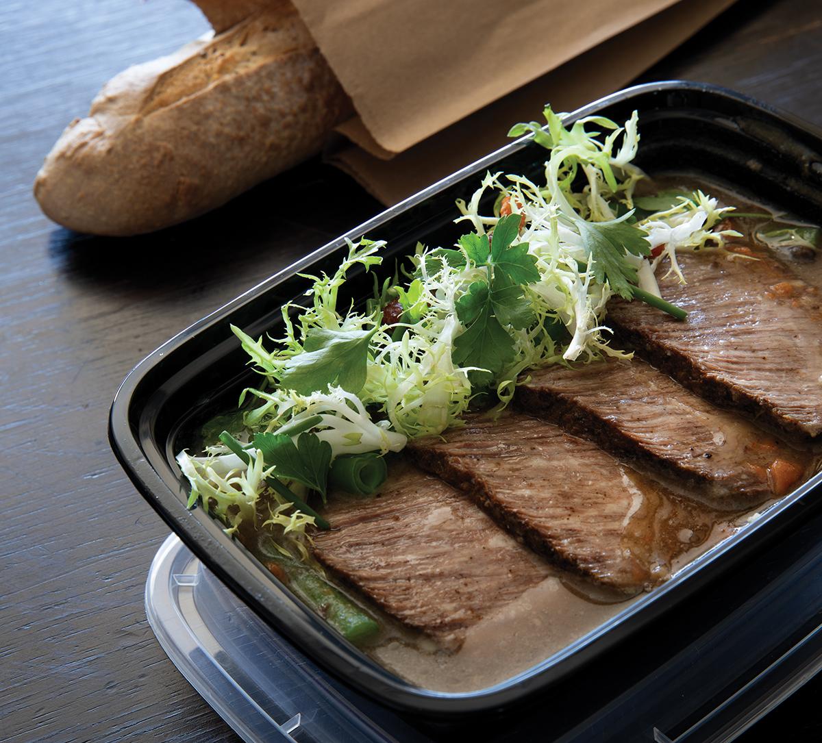 Chef Mavro Food Takeout November Toc