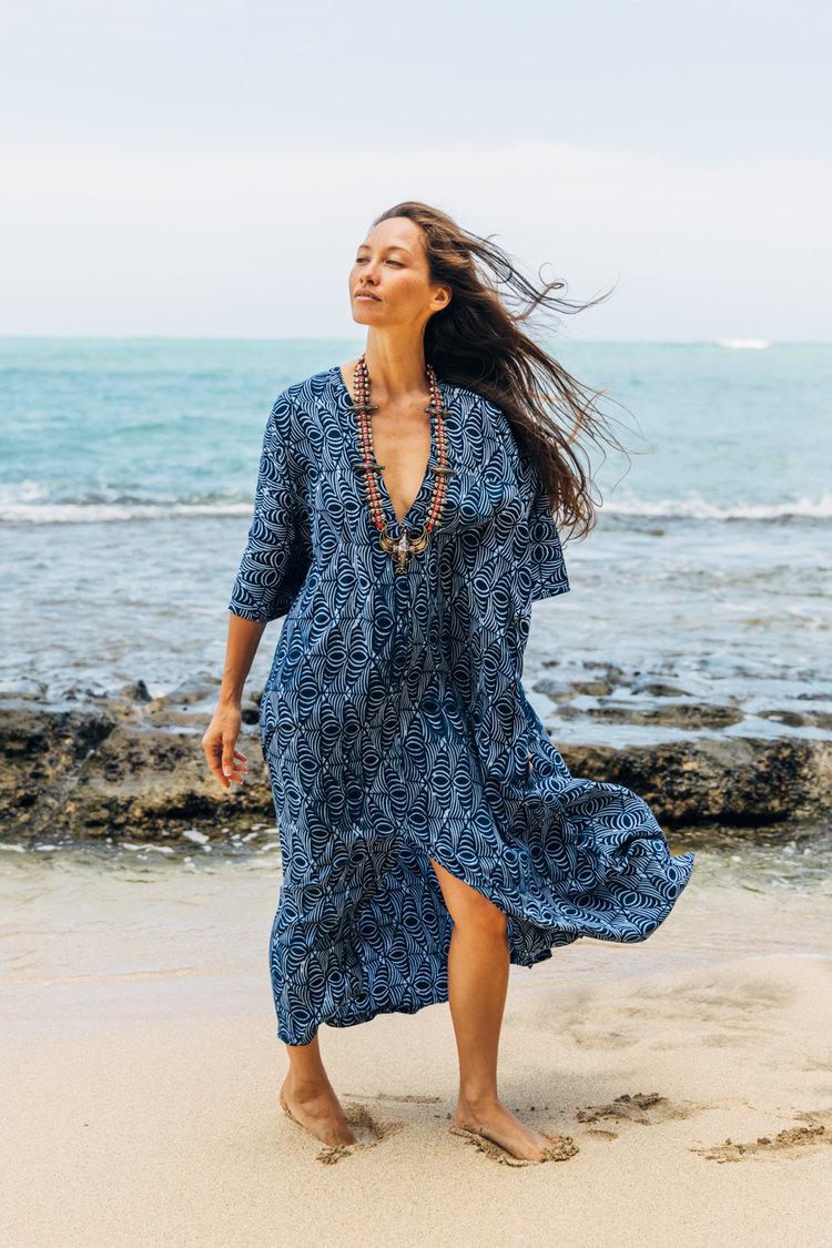 Noa Noa Hawaii Rajah Dress