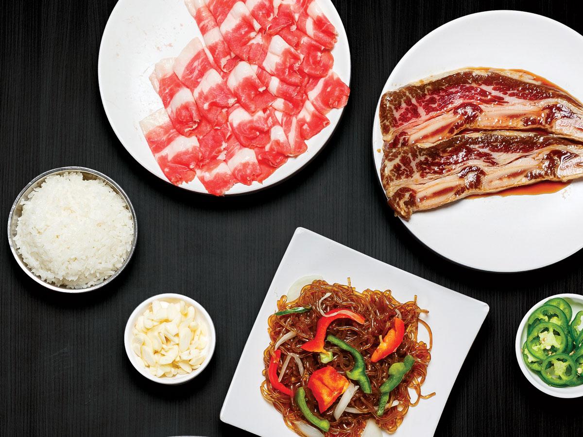 korean barbecue hale aina