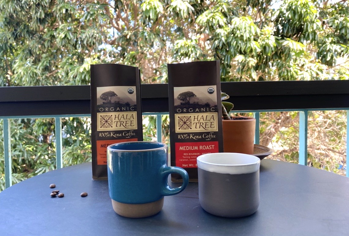 Hala Tree coffee
