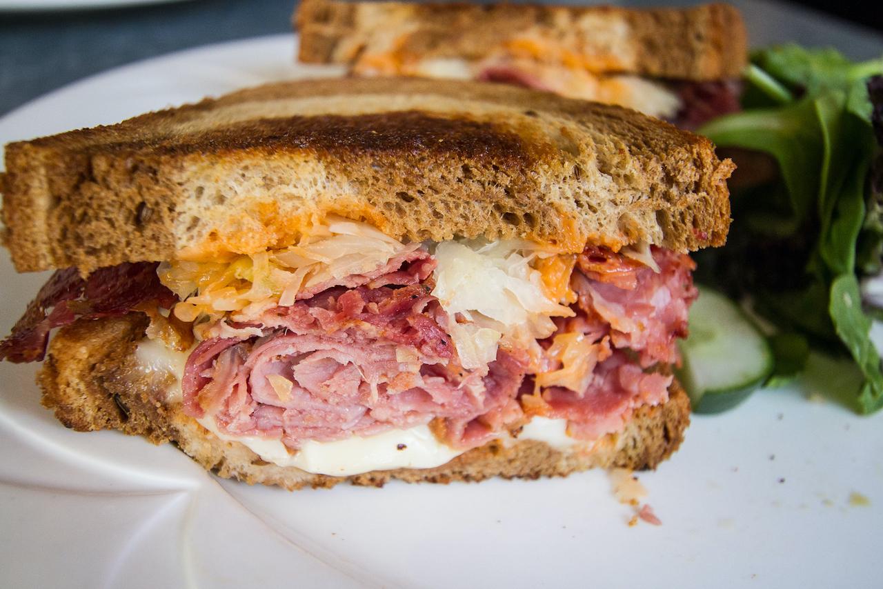 Jack Ruby En Sandwich