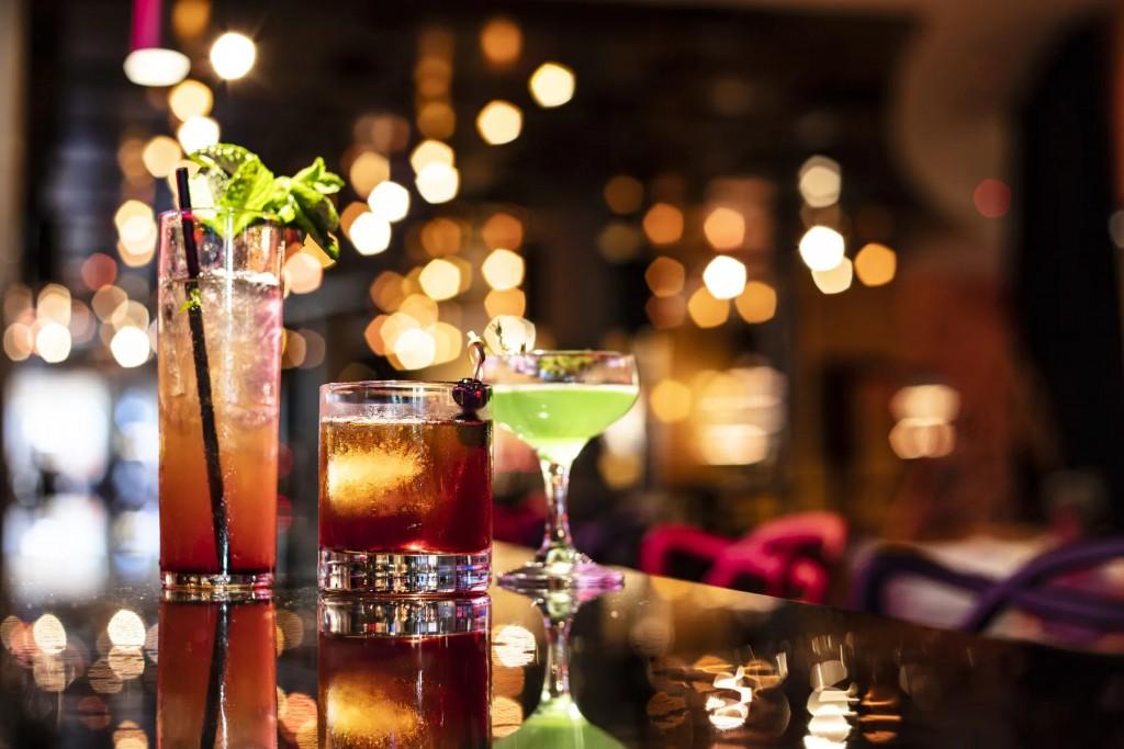 Amuse Wine Bar Cocktails