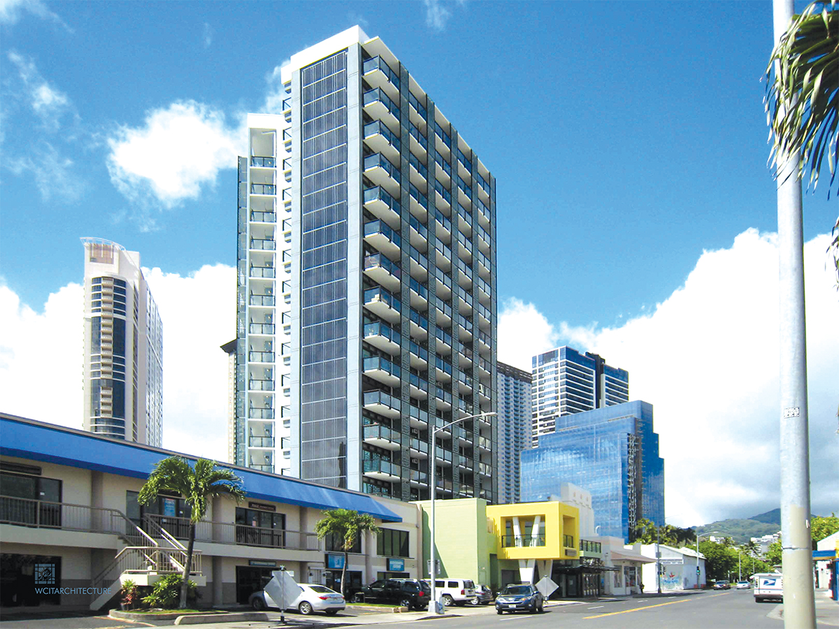 New Dorm Size Dwellings Provide Rental Housing Close To Jobs Bus Lines And Much Of Urban Honolulu 47