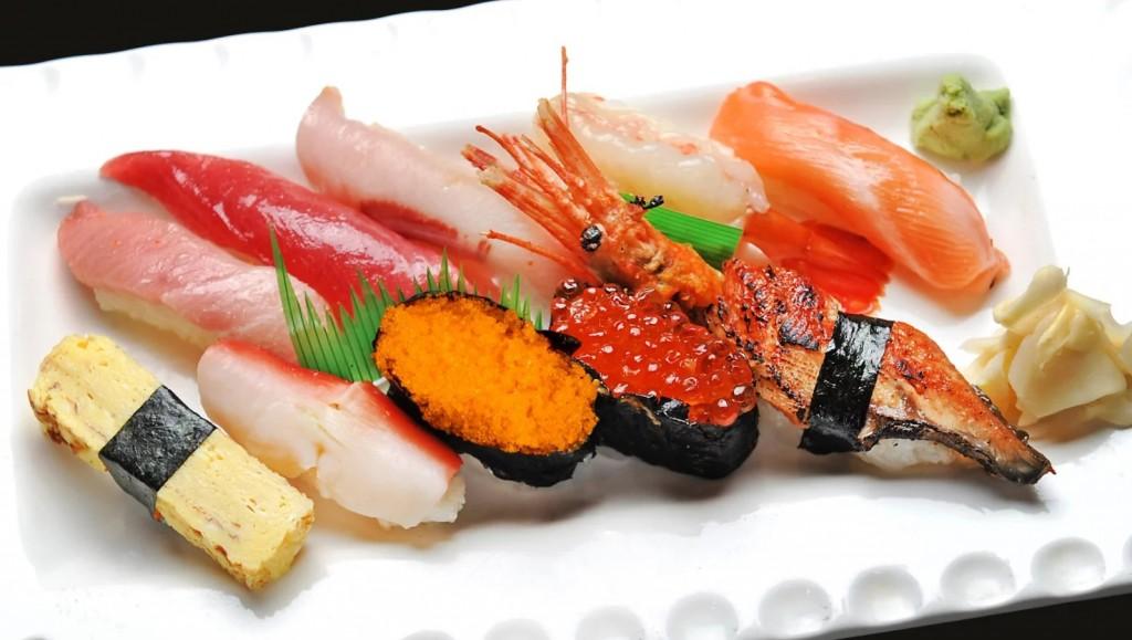 Yanagi Sushi Platter