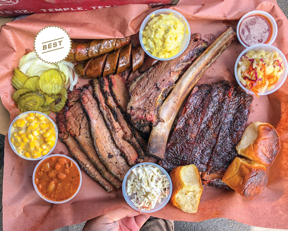 Best Texas Barbecue In Hawaii