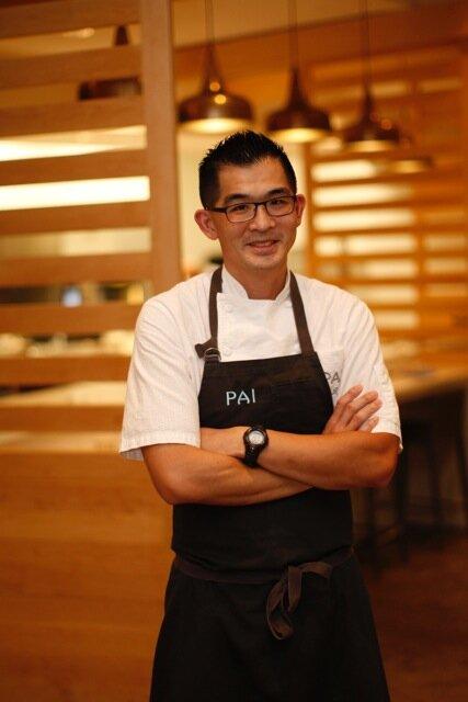 Pai Honolulu Chef Kevin Lee