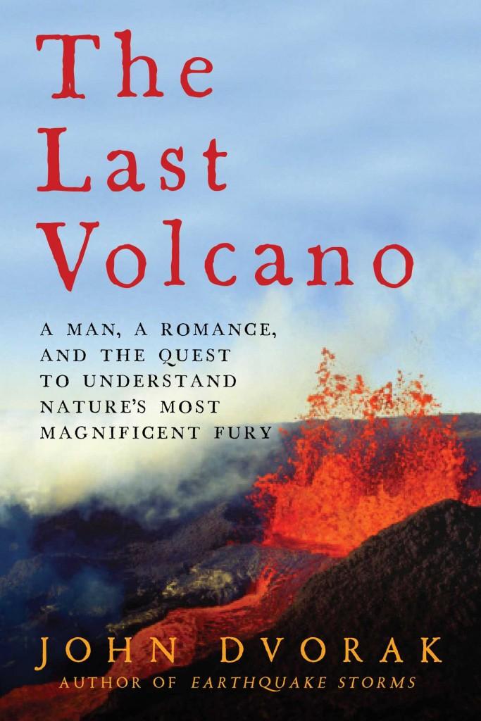 The Last Volcano Simon Schuster