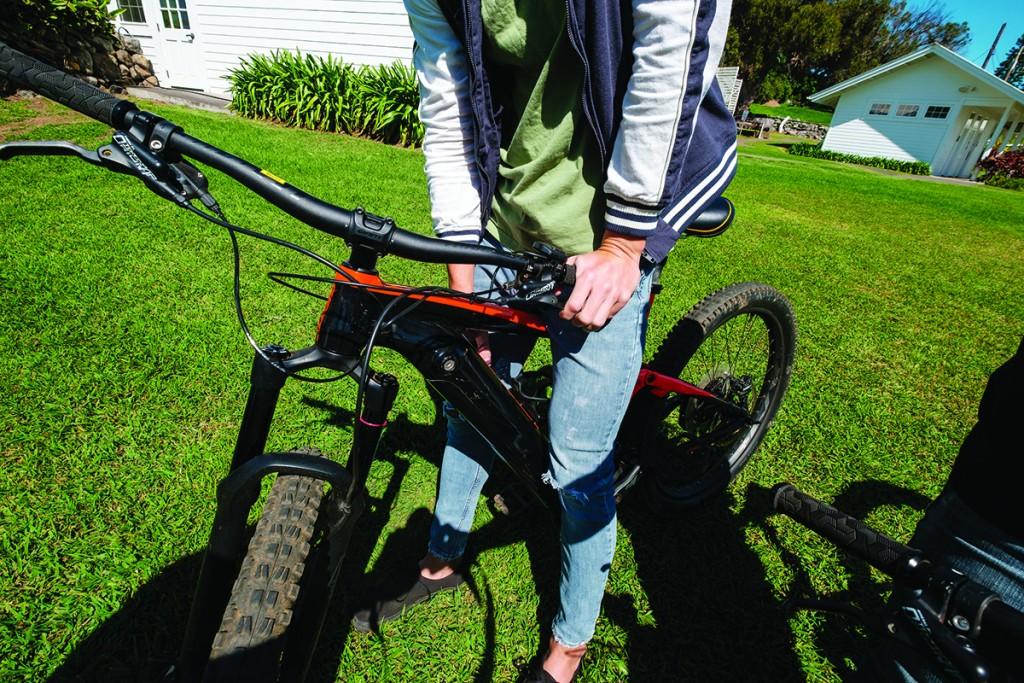 Anna Ranch Bike