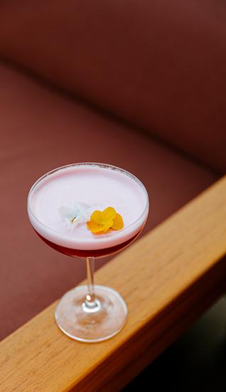 Hideout cocktail 1