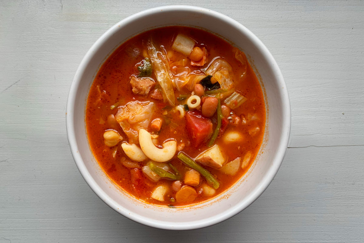 Portuguese Bean Soup Christi Young