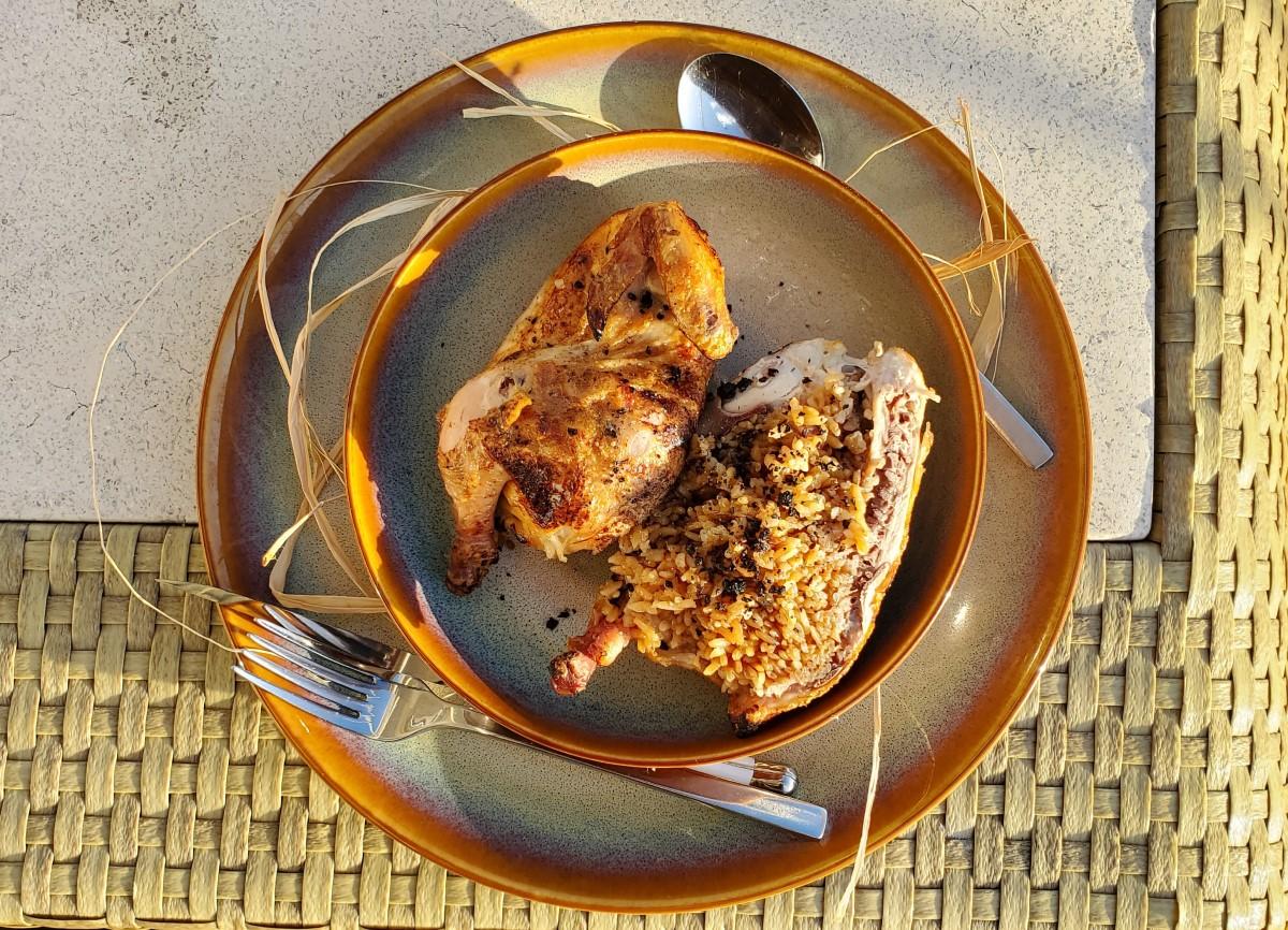 Sky Waikiki Truffle Chicken Rice