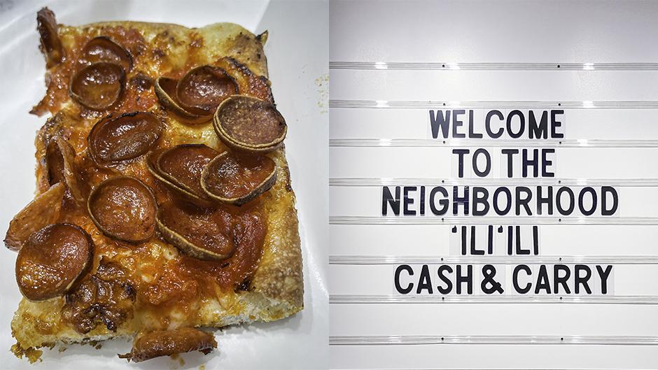 Square Pizza Iliili