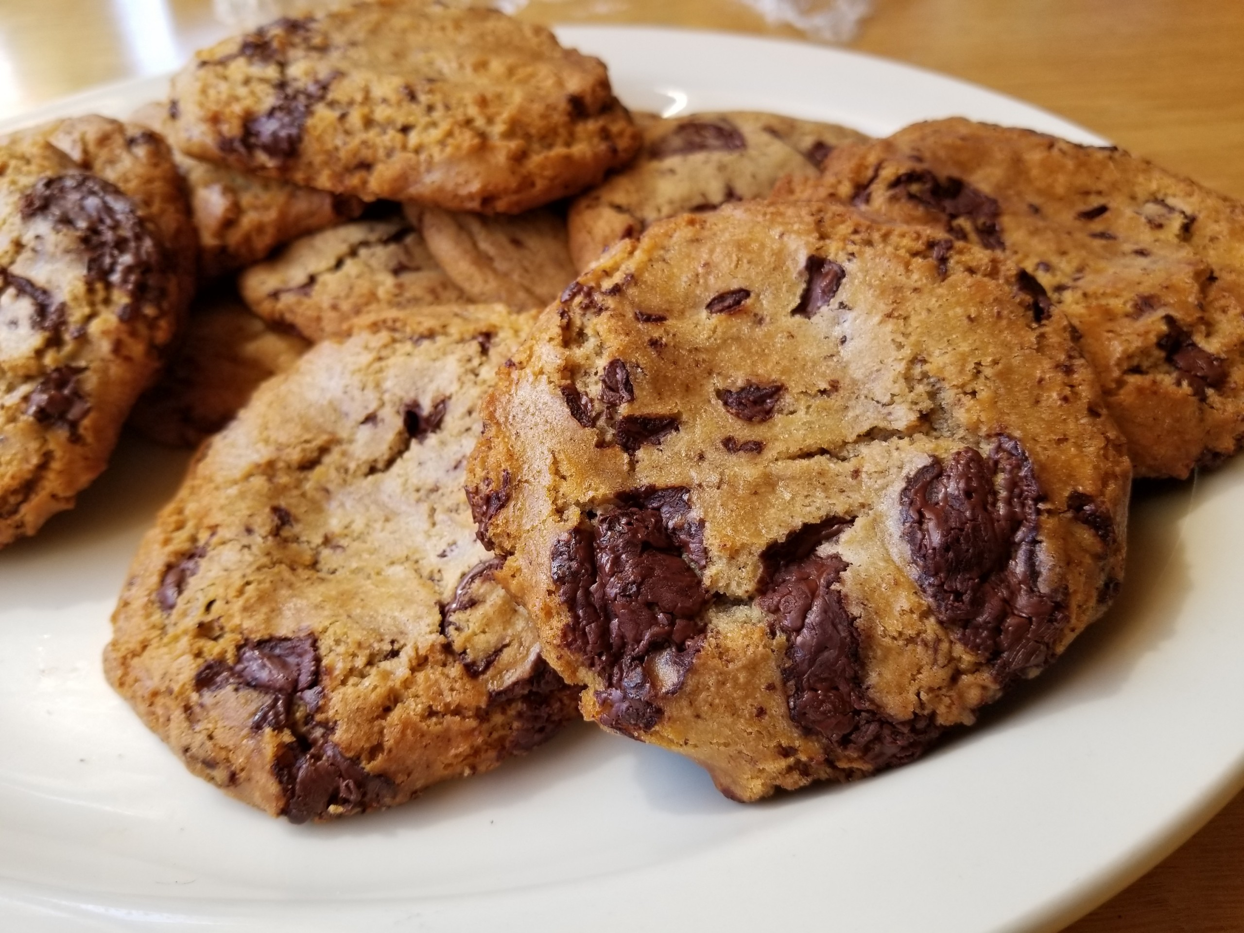 12th Ave Grill Chocolate Chip Cookies