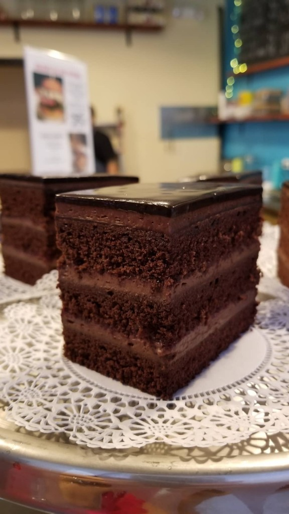 12th Ave Grill Chocolate Layer Cake