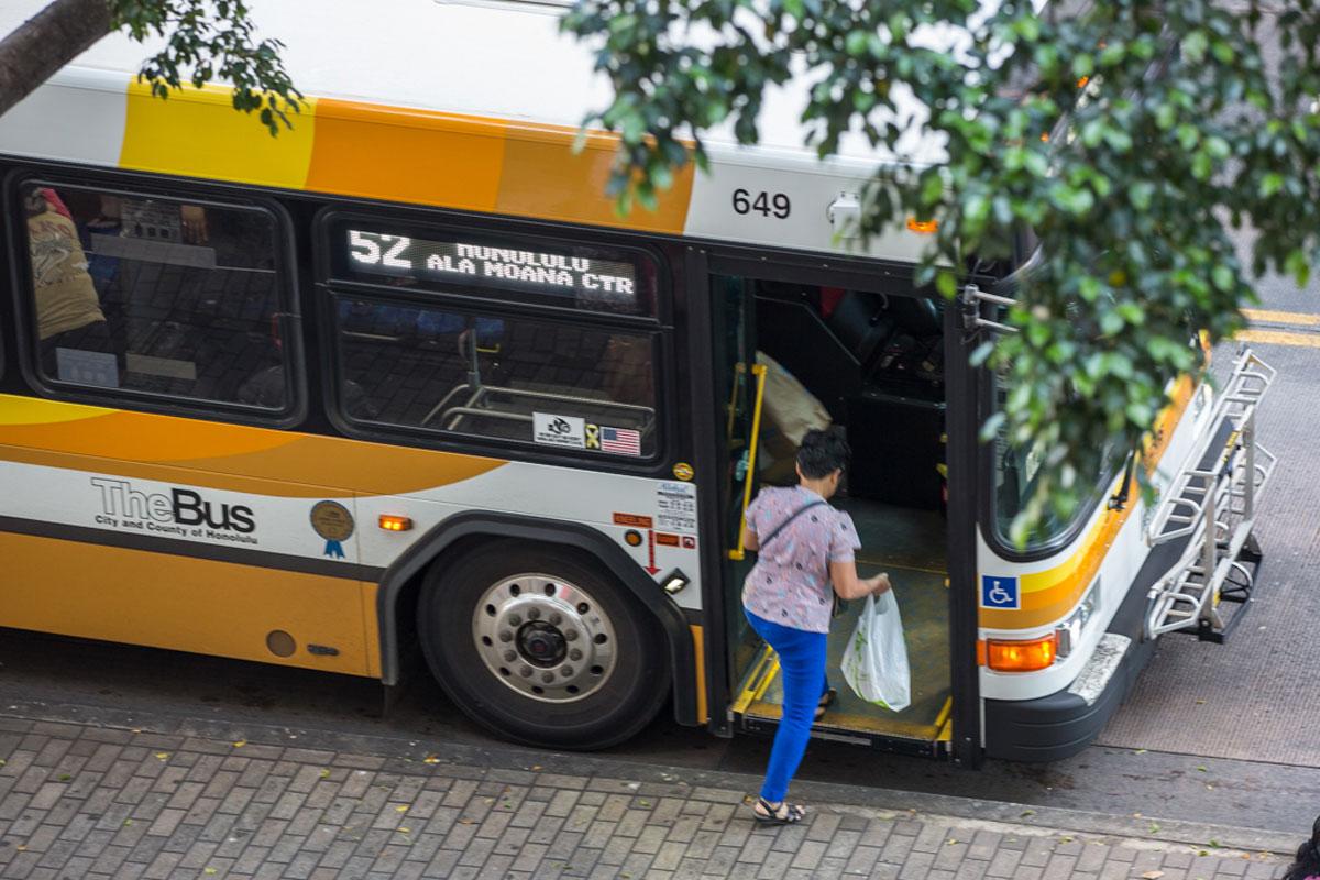 Bus Riders David Croxford 1200