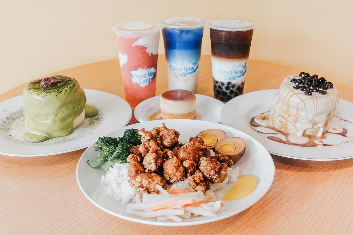 Cloud Nine Cafe Foodieedited