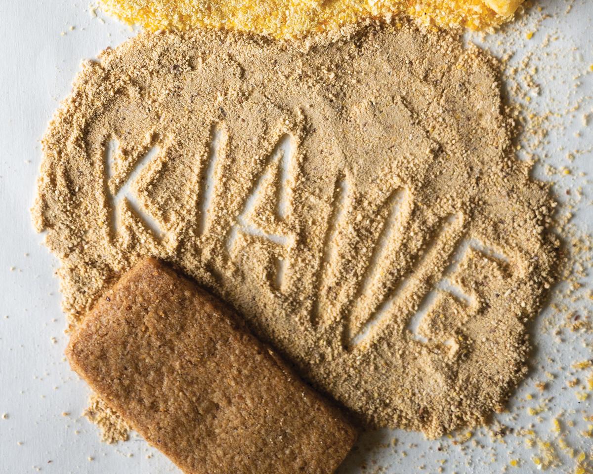 Hn2104 CL Calabash Food Flour Kiawe Shortbread