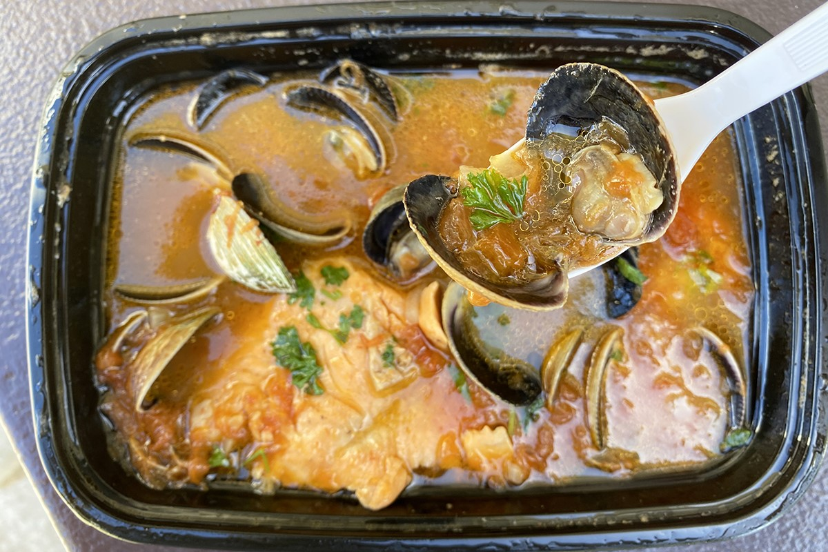 Joja Food Truck Cioppino