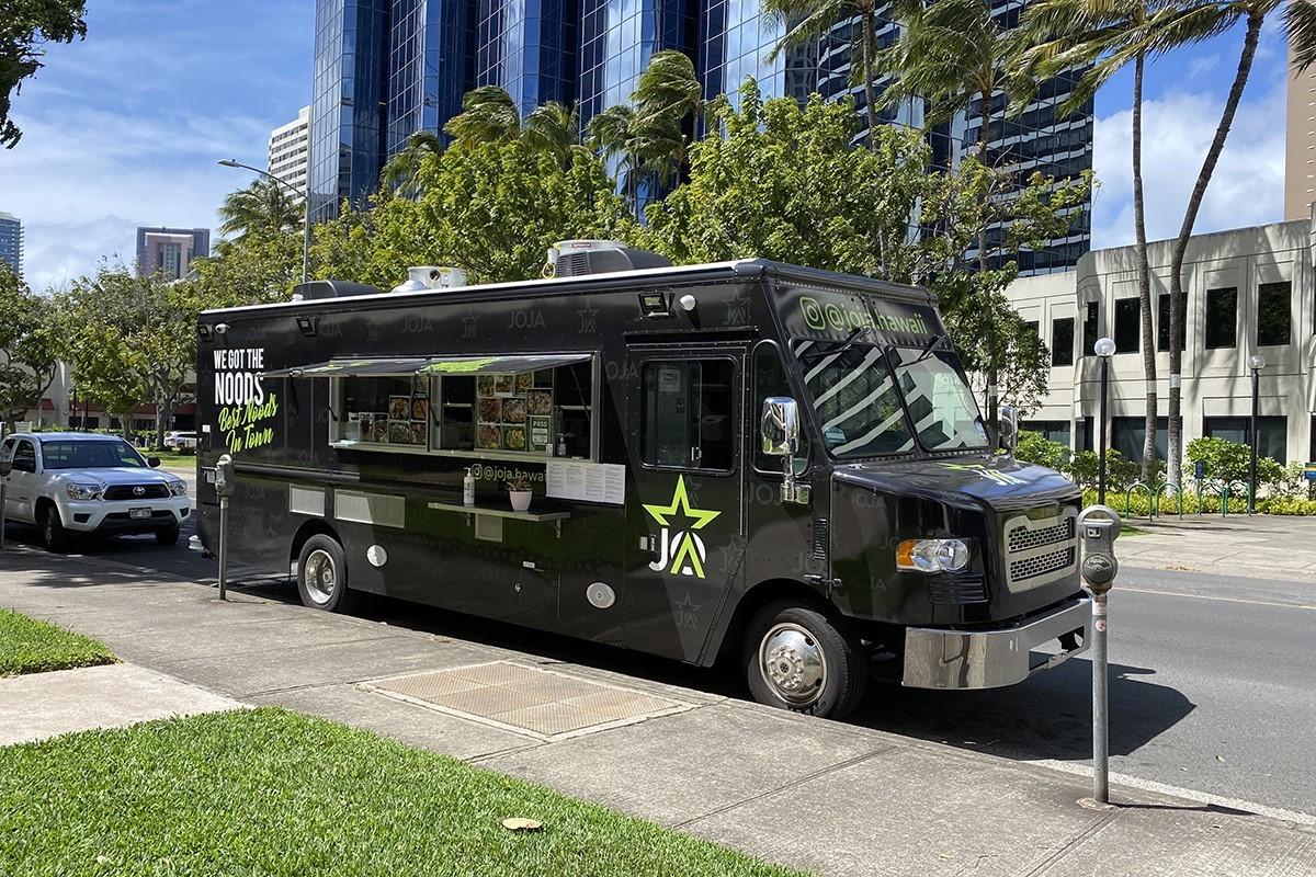 Joja Food Truck