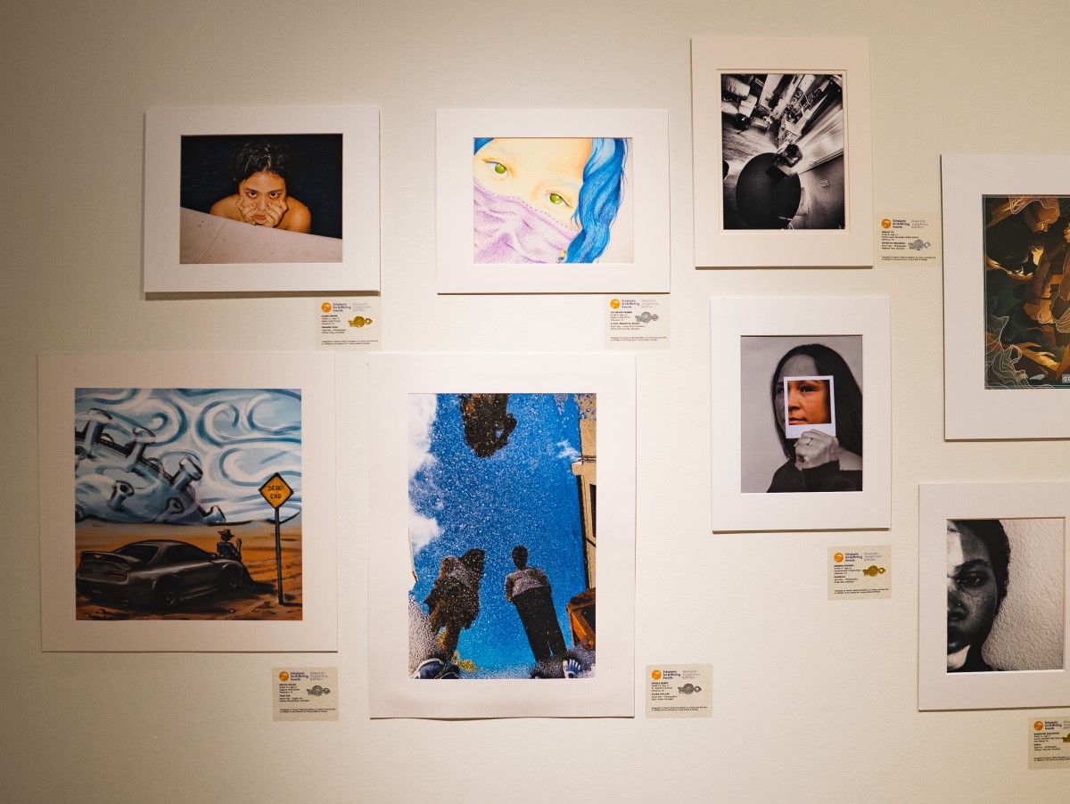 Hisam Exhibition Photo