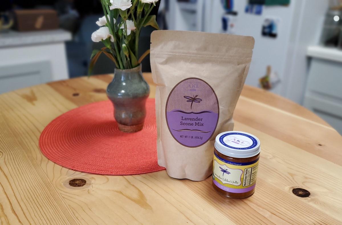 Lavender Scone Mix Jelly