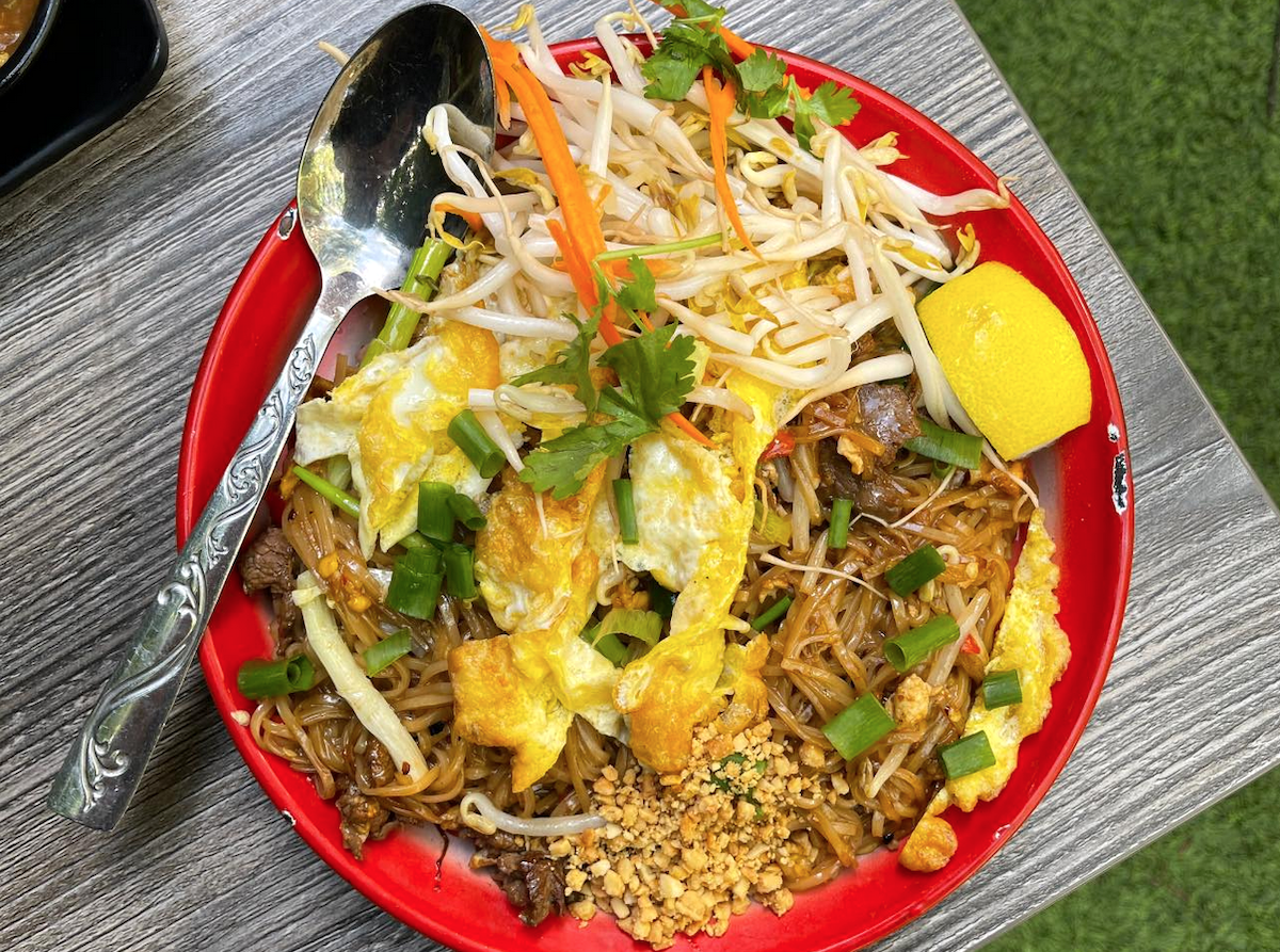 Olays Laotian Pad Thai