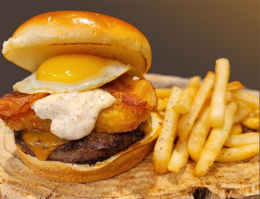 Sunrise Burger Abc Stores Island Deli