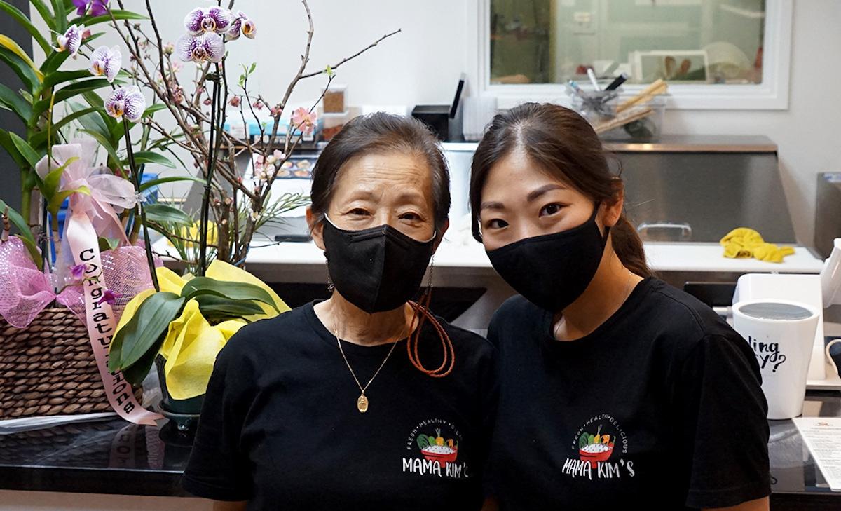 Rosa And Soonie Kim of Mama Kim's