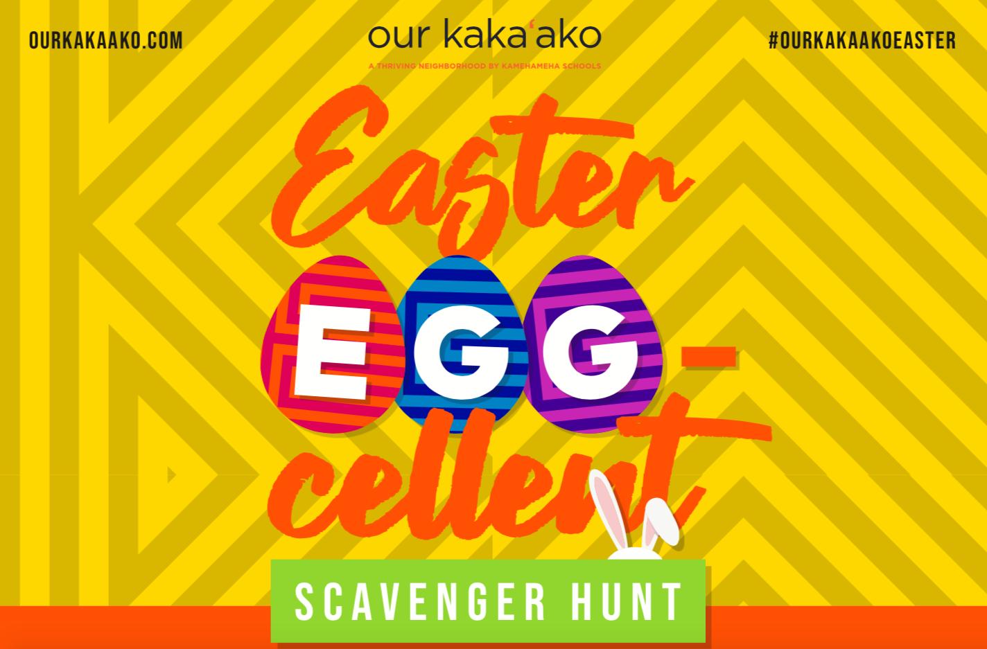 Easter Eggcellent Our Kaka'ako
