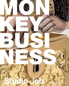Hn2105 S3 Bas Bookshop Studio Job Monkey Business