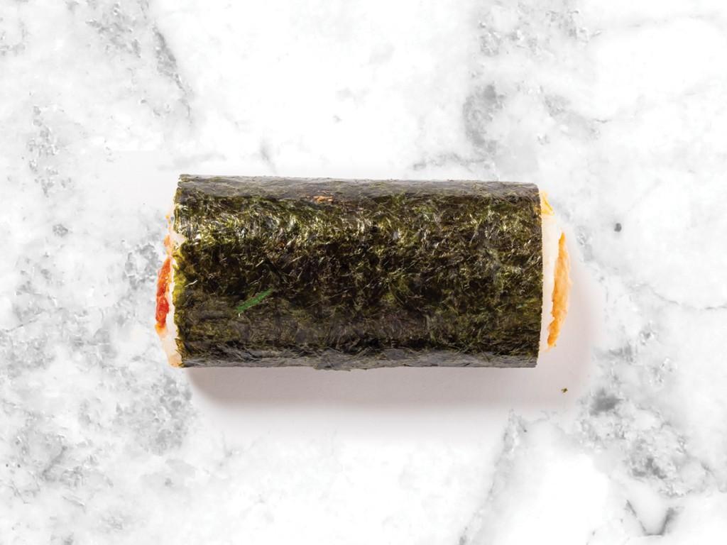 Spicy Ahi Nori Roll Web