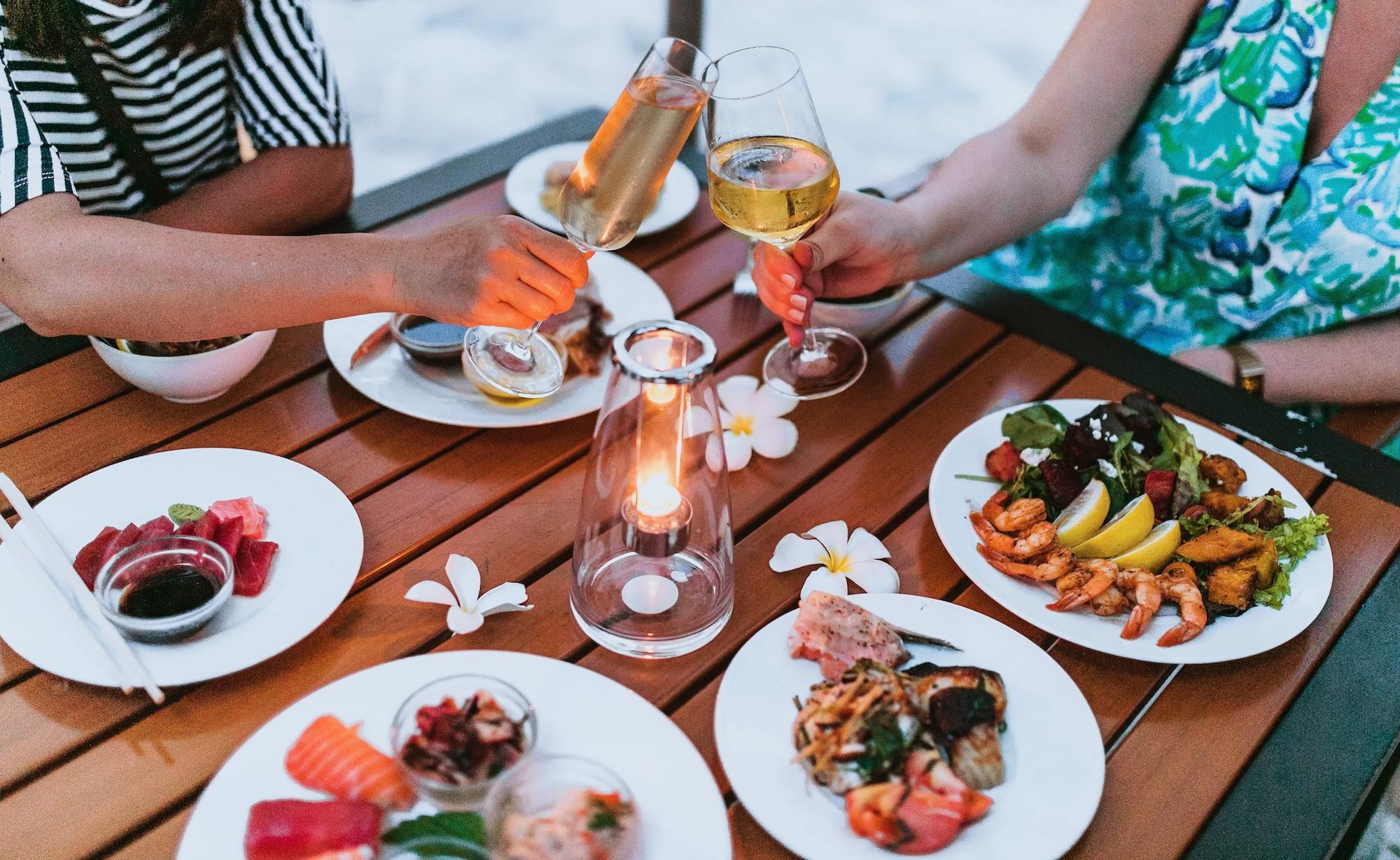Plumeria Beach House Seafood Buffet
