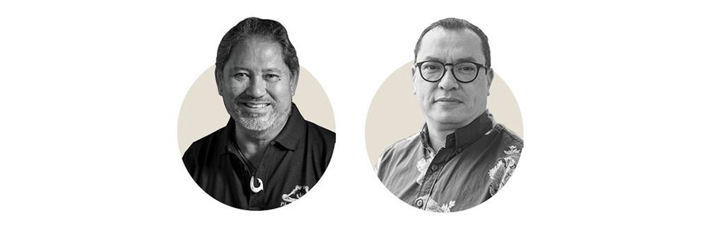 National Honors For Two Native Hawaiian Artists Headshots